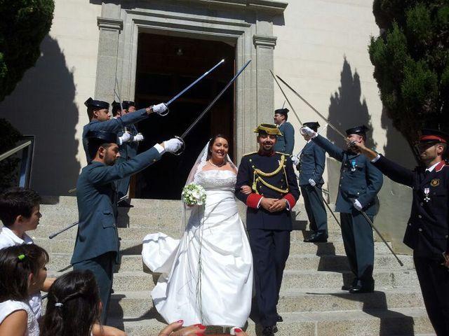 La boda de Noemí y Daniel en Sant Vicenç De Montalt, Barcelona 1