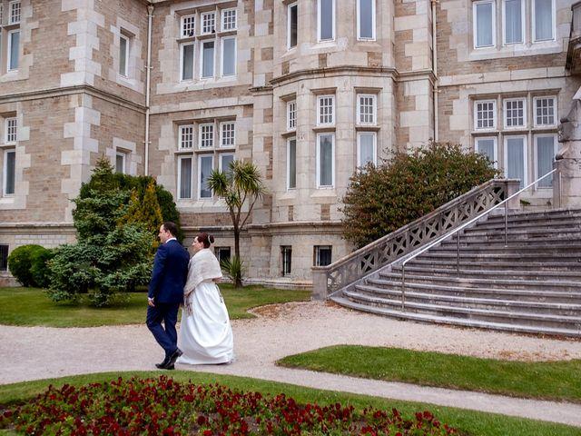La boda de Rafael y Mar en Santander, Cantabria 9