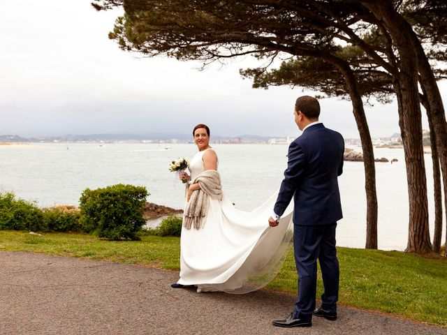 La boda de Rafael y Mar en Santander, Cantabria 18