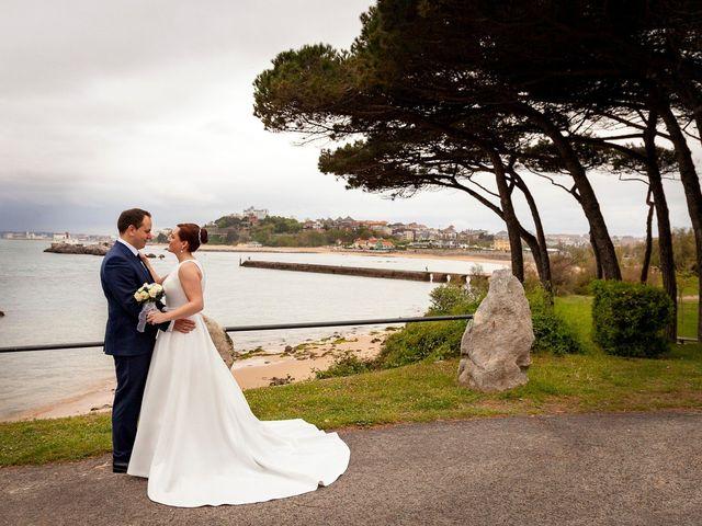 La boda de Rafael y Mar en Santander, Cantabria 20