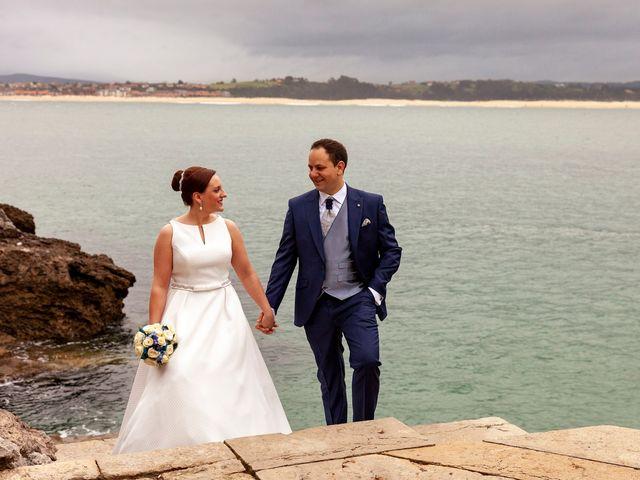La boda de Rafael y Mar en Santander, Cantabria 30