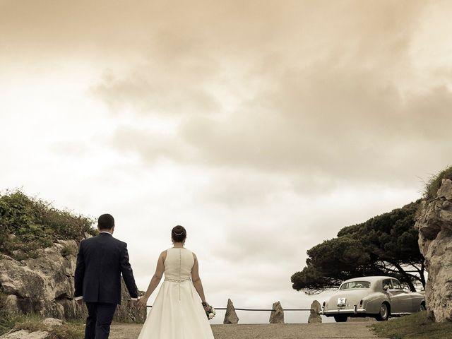 La boda de Rafael y Mar en Santander, Cantabria 34