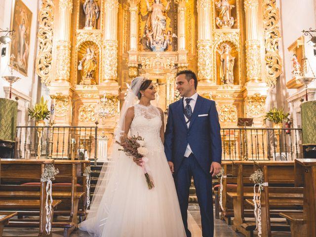 La boda de Blas y Rocio en Jodar, Jaén 11