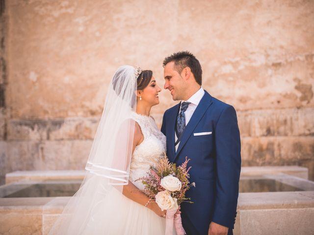 La boda de Blas y Rocio en Jodar, Jaén 14