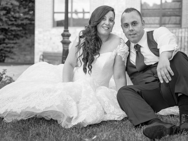 La boda de Estela y Jorge
