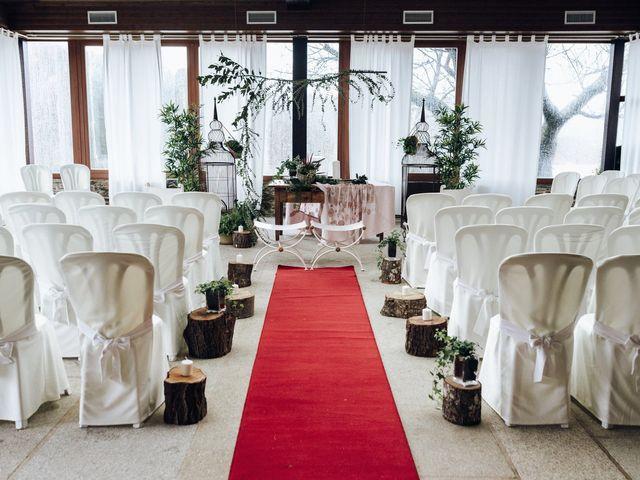 La boda de Damian y Maria en Prado (Lalin), Pontevedra 1