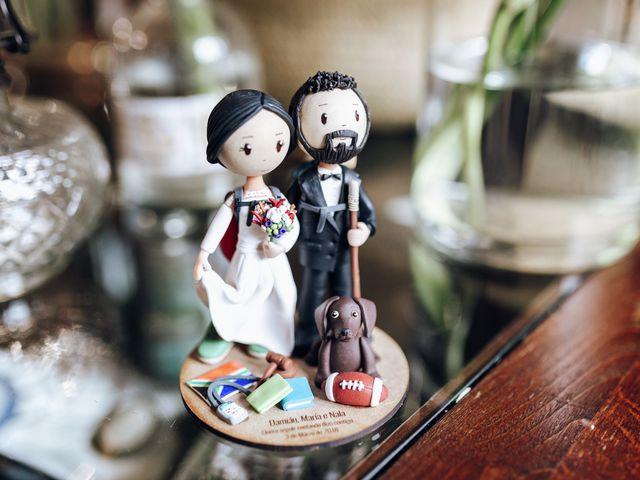 La boda de Damian y Maria en Prado (Lalin), Pontevedra 3