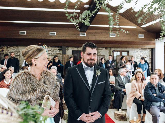 La boda de Damian y Maria en Prado (Lalin), Pontevedra 37