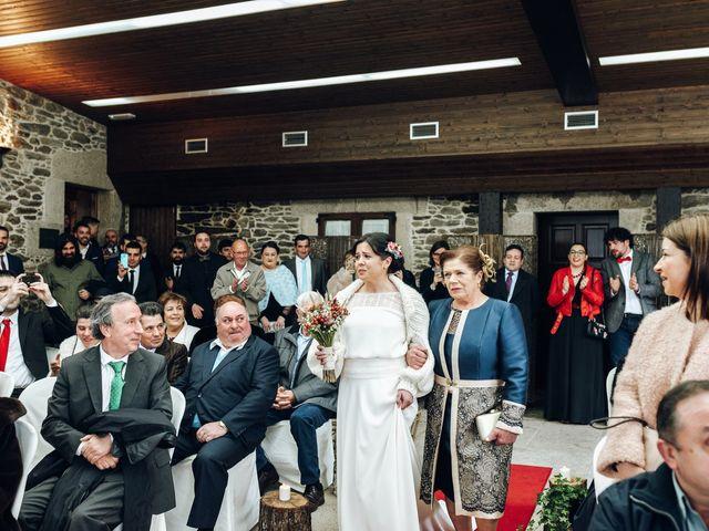 La boda de Damian y Maria en Prado (Lalin), Pontevedra 39