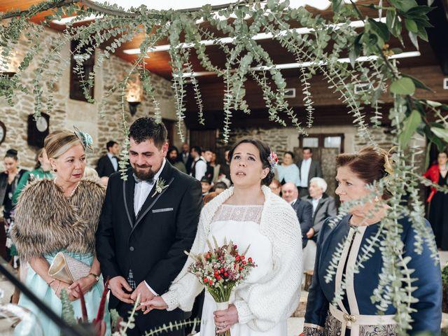 La boda de Damian y Maria en Prado (Lalin), Pontevedra 40