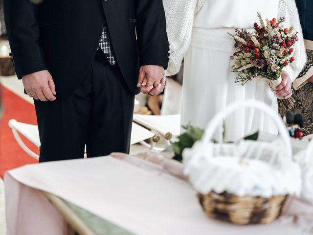 La boda de Damian y Maria en Prado (Lalin), Pontevedra 41