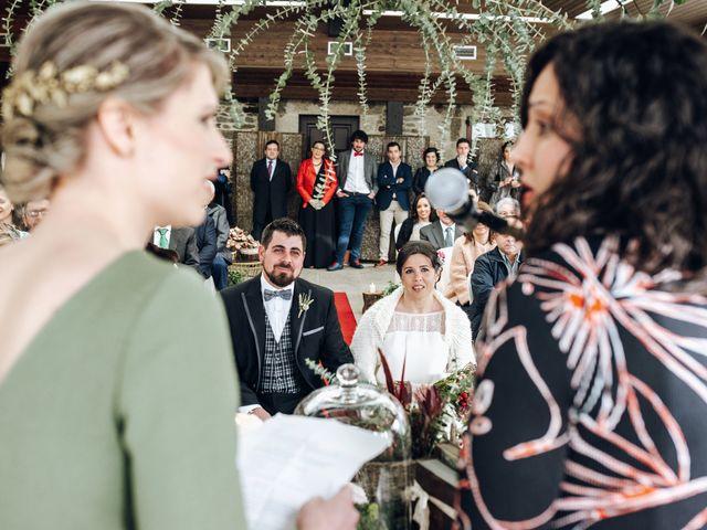 La boda de Damian y Maria en Prado (Lalin), Pontevedra 43
