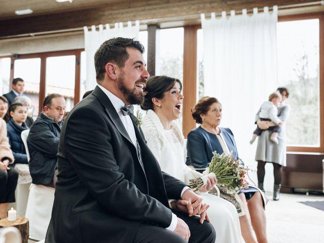 La boda de Damian y Maria en Prado (Lalin), Pontevedra 44