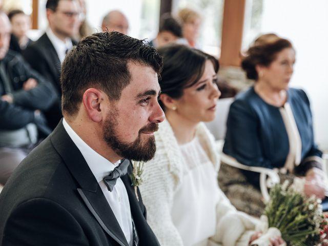 La boda de Damian y Maria en Prado (Lalin), Pontevedra 45