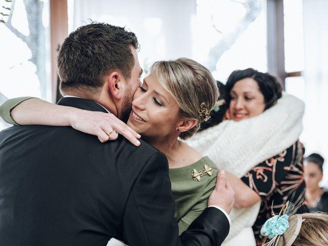 La boda de Damian y Maria en Prado (Lalin), Pontevedra 46