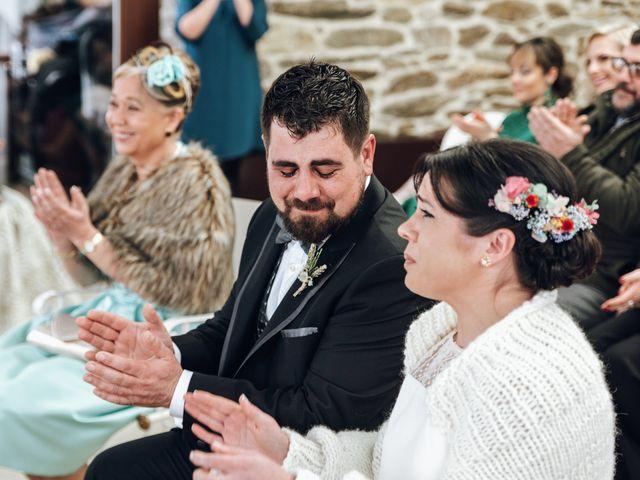 La boda de Damian y Maria en Prado (Lalin), Pontevedra 49