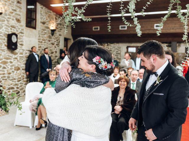 La boda de Damian y Maria en Prado (Lalin), Pontevedra 50