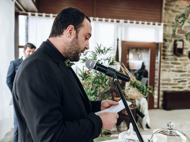 La boda de Damian y Maria en Prado (Lalin), Pontevedra 52