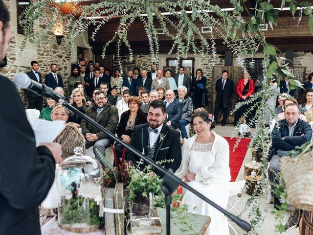 La boda de Damian y Maria en Prado (Lalin), Pontevedra 53