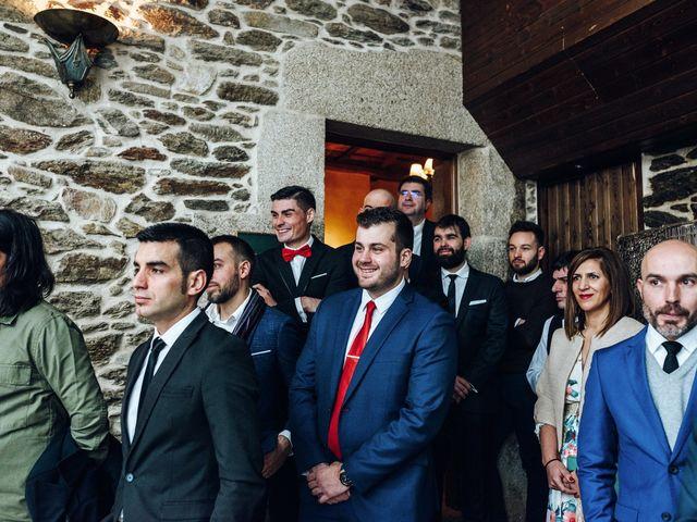 La boda de Damian y Maria en Prado (Lalin), Pontevedra 54