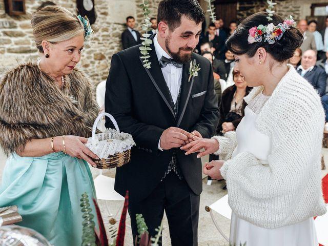 La boda de Damian y Maria en Prado (Lalin), Pontevedra 56