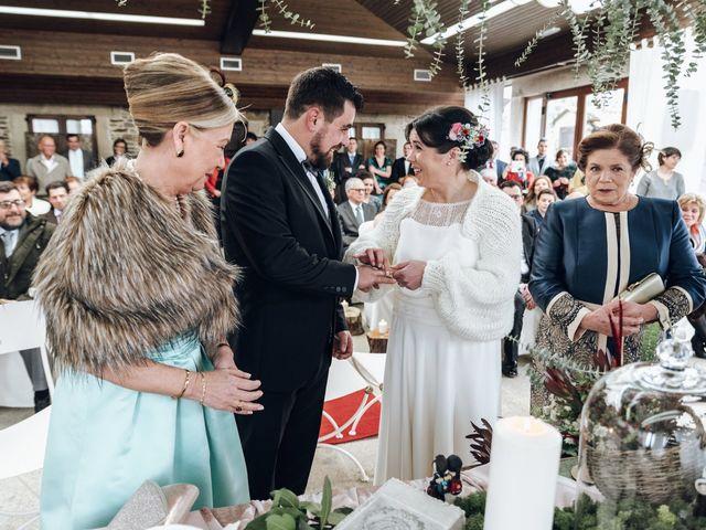 La boda de Damian y Maria en Prado (Lalin), Pontevedra 57