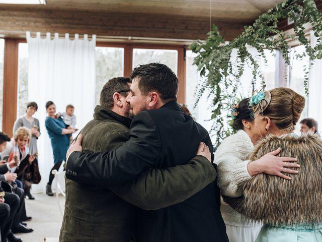 La boda de Damian y Maria en Prado (Lalin), Pontevedra 59