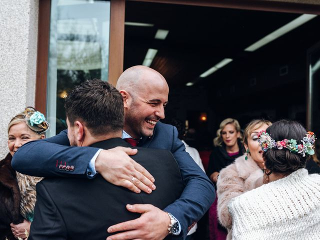 La boda de Damian y Maria en Prado (Lalin), Pontevedra 64
