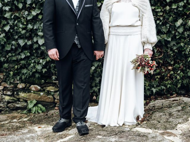 La boda de Damian y Maria en Prado (Lalin), Pontevedra 67