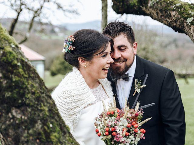 La boda de Damian y Maria en Prado (Lalin), Pontevedra 68