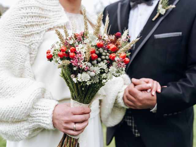La boda de Damian y Maria en Prado (Lalin), Pontevedra 69