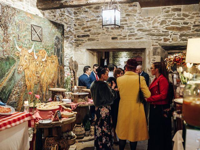 La boda de Damian y Maria en Prado (Lalin), Pontevedra 73