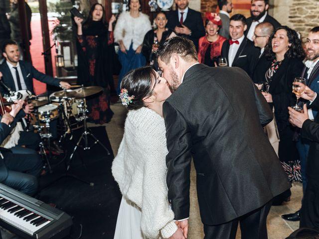 La boda de Damian y Maria en Prado (Lalin), Pontevedra 75