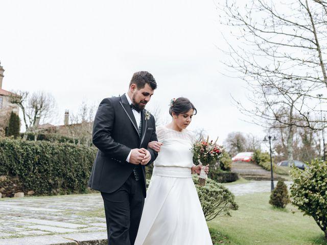 La boda de Damian y Maria en Prado (Lalin), Pontevedra 76