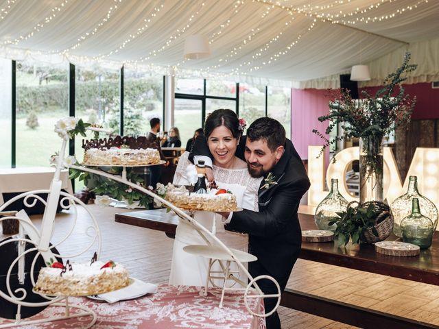 La boda de Damian y Maria en Prado (Lalin), Pontevedra 79