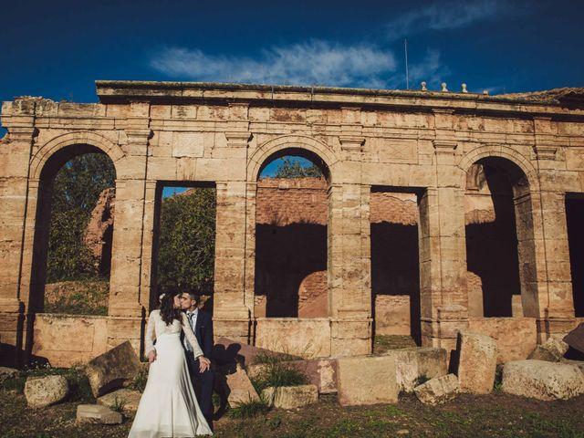 La boda de Carlos y Carmen en El Puig, Valencia 34