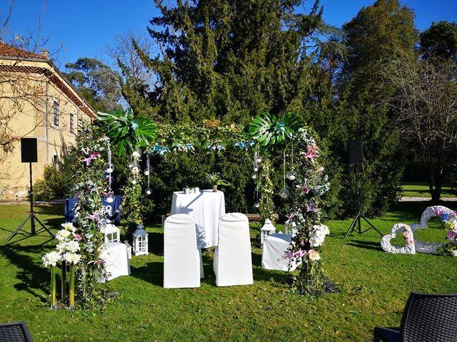 La boda de Miguel y Rosana en Gijón, Asturias 8