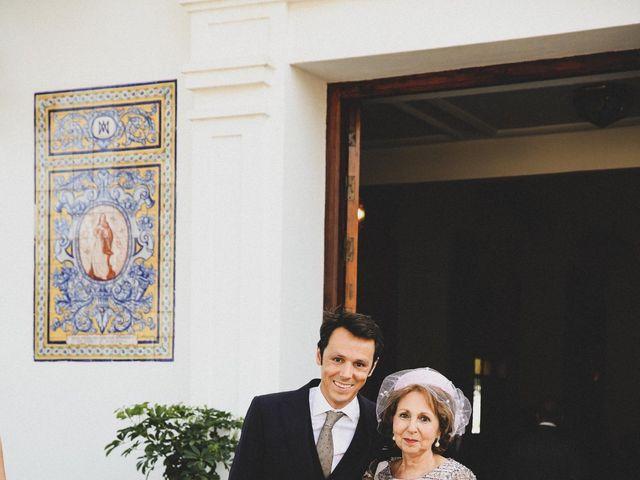 La boda de Jorge y Mar en Málaga, Málaga 17