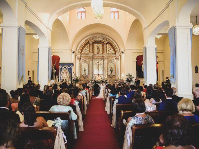 La boda de Jorge y Mar en Málaga, Málaga 20