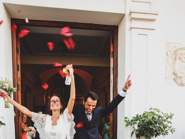 La boda de Jorge y Mar en Málaga, Málaga 22