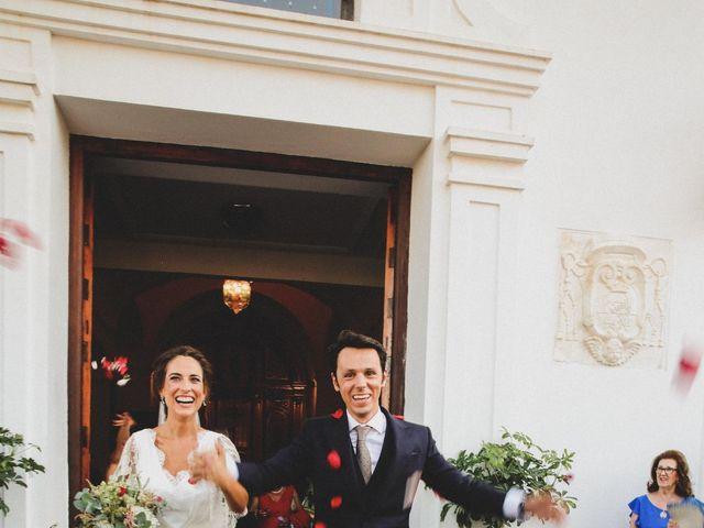 La boda de Jorge y Mar en Málaga, Málaga 23
