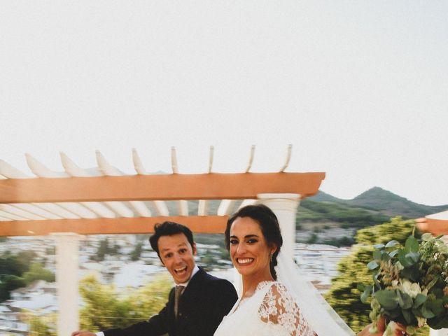La boda de Jorge y Mar en Málaga, Málaga 24