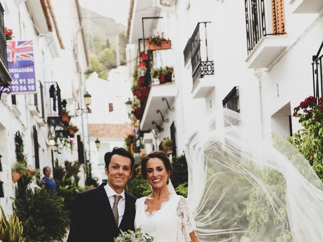 La boda de Jorge y Mar en Málaga, Málaga 25