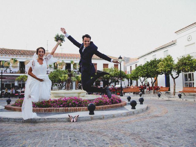 La boda de Jorge y Mar en Málaga, Málaga 27