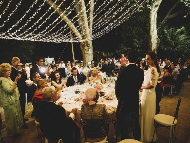 La boda de Jorge y Mar en Málaga, Málaga 38