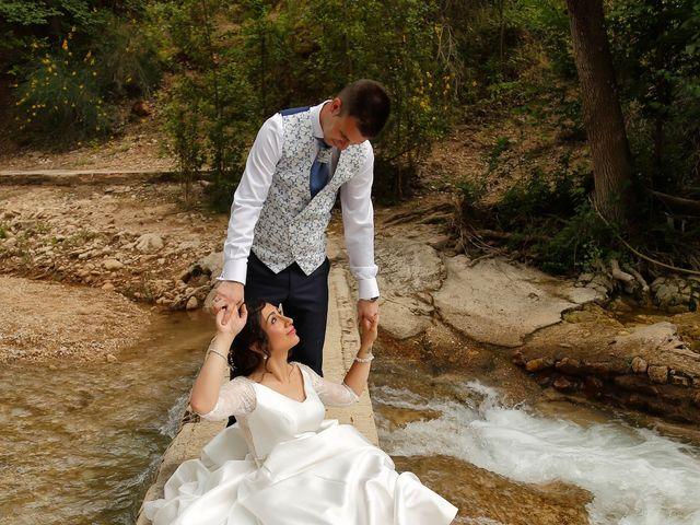 La boda de Jose Daniel y Andrea en Arquillos, Jaén 18