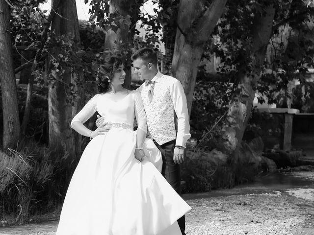 La boda de Jose Daniel y Andrea en Arquillos, Jaén 19