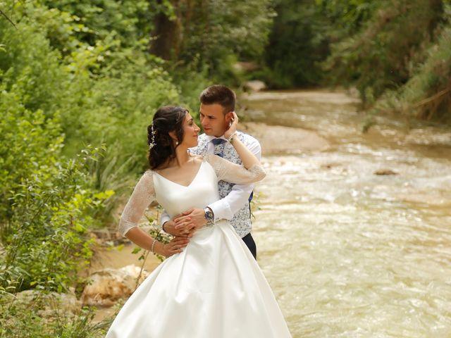 La boda de Jose Daniel y Andrea en Arquillos, Jaén 20