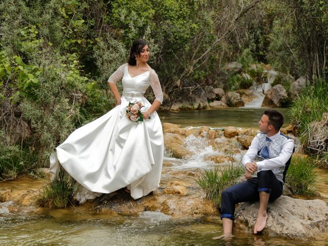 La boda de Jose Daniel y Andrea en Arquillos, Jaén 23