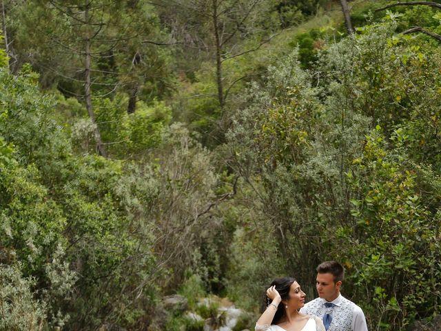 La boda de Jose Daniel y Andrea en Arquillos, Jaén 24